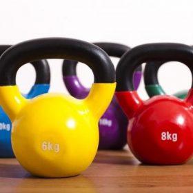 משקלים שונים - לפי סוג אימון ויכולת המתאמן