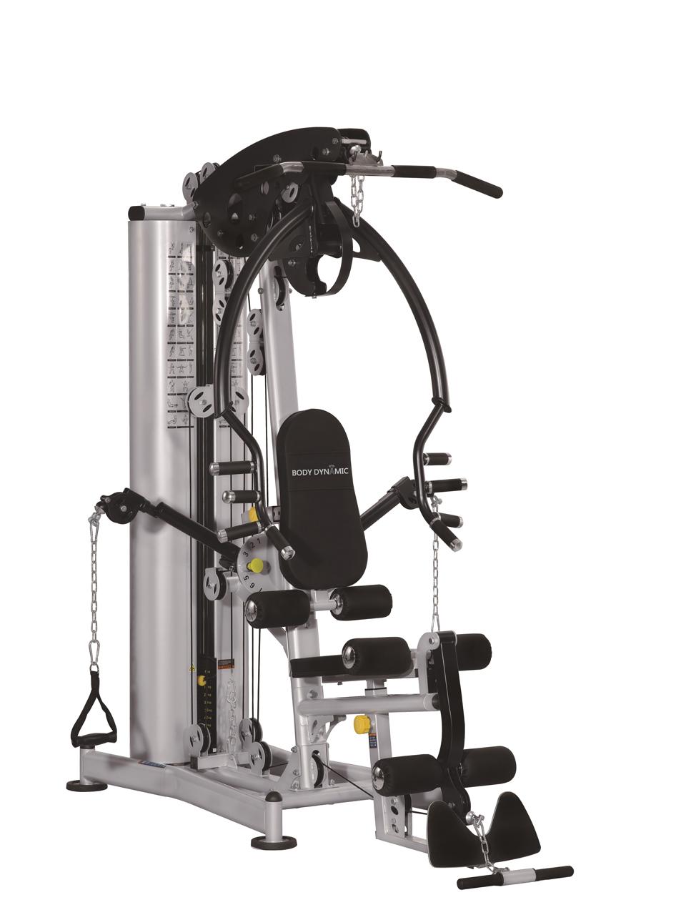 מודיעין מולטי טריינר עם פולי עליון BODY DYNAMIC TO-M301 - ספורטל GU-16