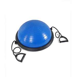 כדור בוסו BOSU - מצויין לשיקום, לחיזוק, ליציביה ושרירי ליבה