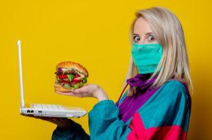 על דיאטה, קורונה, אימונים ביתיים וציוד כושר