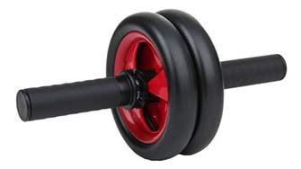 ₪107 - גלגל בטן מקצועי | גלגל אימון מקצועי כפול ALEX